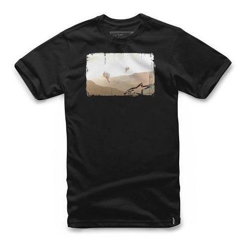 Camisa Alpinestars Dreamtime Preto Tamanho L
