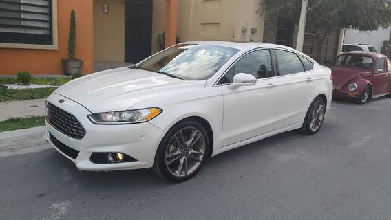 Ford Fusion 2.0 Titanium Plus El Mas Equipado Baratisimo !!!