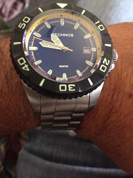 Relógio Technos 800atm