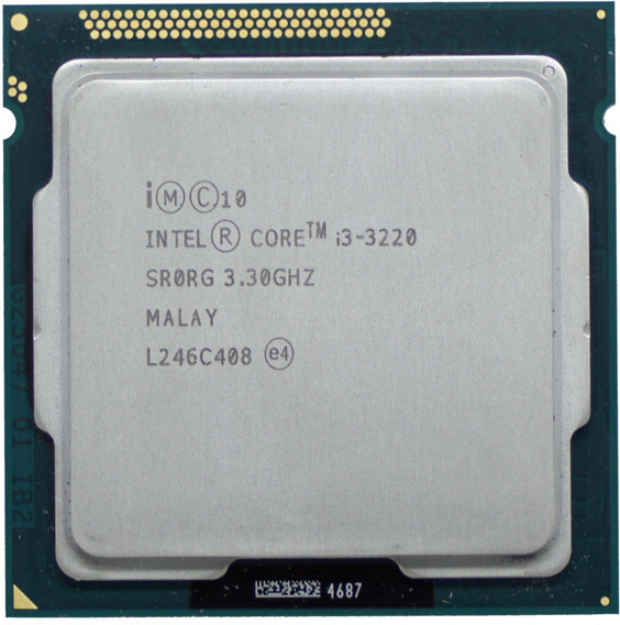 Intel Core I3 3220 3,30hz