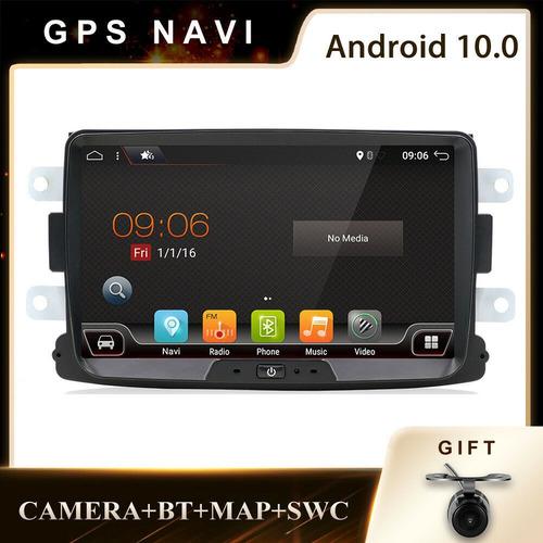 Android 10 Radio De Coche Gps Para Renault Duster / Sandero