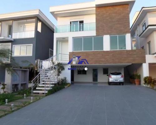 Imagem 1 de 6 de Casa A Venda Em Osasco Com 4 Dorms E 6 Vagas - Cond. Lorian Boulevard - Ca00846 - 69439050