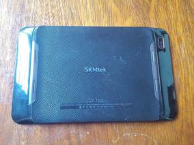 Tampa Traseira Tablet Genesis Gt 7200 Original