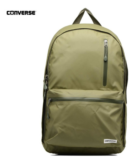Converse Bolso / Morral Rubber Impermeable - Verde