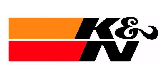5 Adesivo K&n Kn K &n Filtro Esportivo Euro Jdm Carro Moto