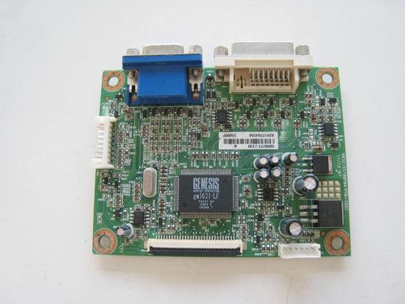 Placa Sinal Monitor Lenovo L1700pc 6832155700p04 Ptb-1557