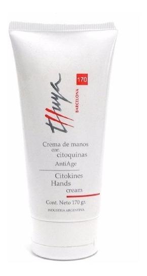 Thuya Manicuria Crema De Manos Antiage Con Citoquinas 170g