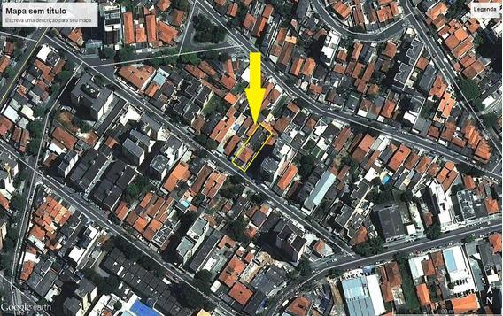 Terreno 400m² - Baeta Neves - Sbc