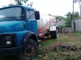 Caminhão Limpa Fossa Mercedes-benz Mb 1113
