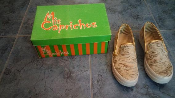 Zapatillas Estilo Pancha (msr)