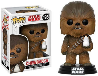 [en Stock] Funko Pop! Star Wars Chewbacca #195 Original