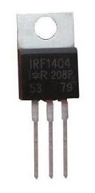 Kit 10 Mosfet Irf 1404