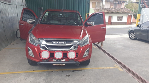 Isuzu Dimax Full Ext 2017 Ls Full