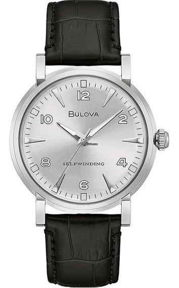 Reloj Bulova American Clipper Automático 96a244