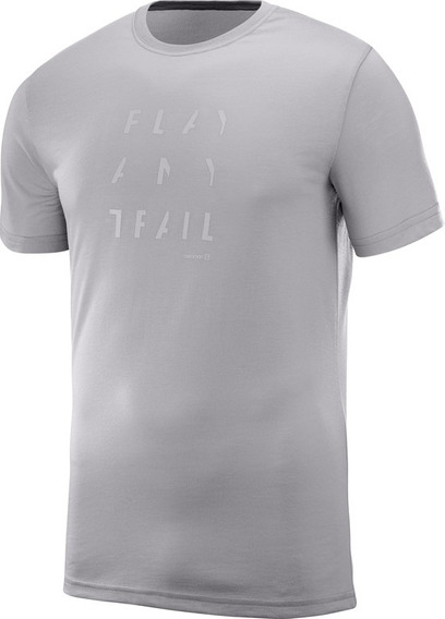 Remera Salomon - Pulse Ss Tech Tee - Running - Hombre