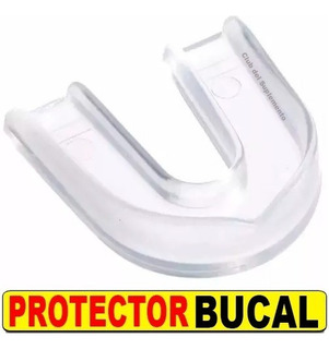 Protector Bucal Silicona Hockey Boxeo Deportes Bulls
