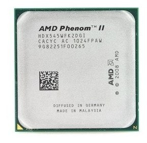 Amd Phenom Ii X2 545 3,0ghz Am2+ Am3