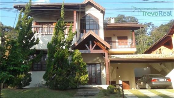 Casa Residencial Em Condominio Para Venda E Locação, Jardim Paiquerê, Valinhos. - Ca0463