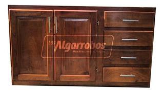 Bajo Mesada 1.40m Los Algarrobos Premium