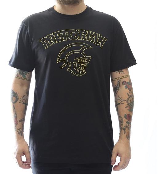 Camiseta Pretorian Core Preta