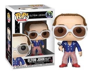 Funko Pop Elton John 63 Nuevo Original En Stock
