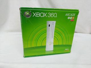 Xbox 360 Arcade Original - Consola Sola - Local Garantia