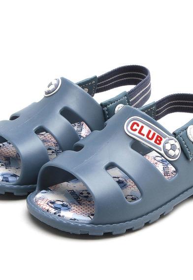 Sandália Club Azul 20 Ao 27 Unissex Colorê Pimpolho 32694e