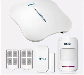 Sistema D Alarma Wifi Antirrobo Sensor D Mov Casa Oficina A2