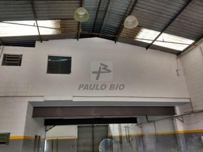 Galpao Industrial - Vila Luzita - Ref: 1148 - L-1148