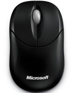 Mouse Optico Alambrico Microsoft 4hh-00001 800dpi Negro Usb