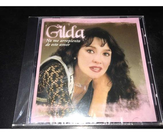 Gilda No Me Arrepiento De Este Amor Cd Nuevo Cerrado