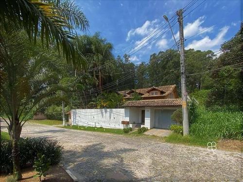 Casa Com 4 Dormitórios À Venda, 780 M² Por R$ 1.650.000 - Fazendinha - Granja Viana - Carapicuíba/sp - Ca2137