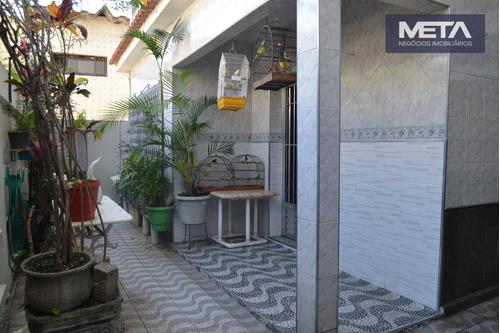 Casa À Venda, 95 M² Por R$ 330.000,00 - Praça Seca - Rio De Janeiro/rj - Ca0003