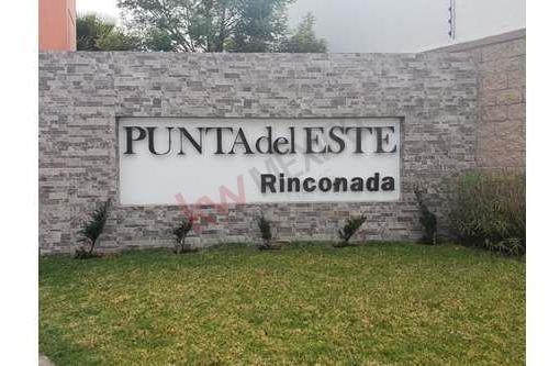 Casa Nueva En Renta En Privada Punta Del Este (villa De Pozos). Privada, Zona Segura.