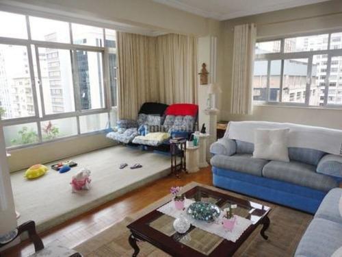 Imagem 1 de 15 de Apartamento Para Venda No Bairro Higienópolis Em São Paulo - Cod: Pc94432 - Pc94432