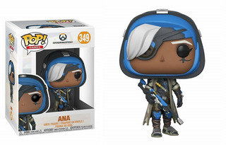 Funko Pop #349 - Ana - Overwatch Blizzard - 100% Original