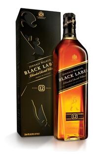 Whisky Johnnie Walker Black Tucumán Blue X Mayor