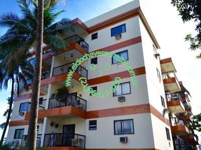 Apartamento De 1 Quarto E Varanda Na Freguesia. - Pa3896