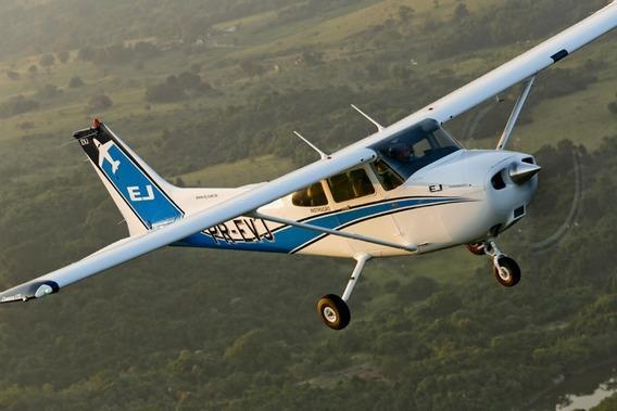 Aeronave Cessna 172 Para Simulador De Voo Fsx Steam