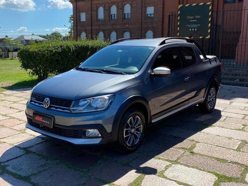 Volkswagen Saveiro Cross 2017 (( Gl Motors )) Financiamos