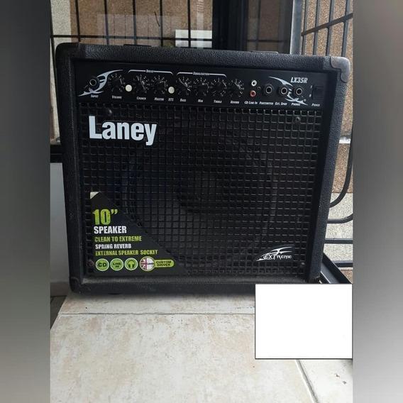 Amplificador Para Guitarra Laney Lx35r