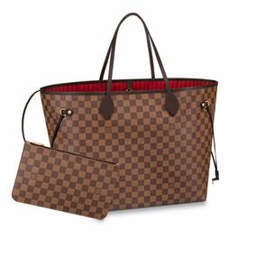 35ce21125 Vuitton Neverfull - Carteras Louis Vuitton en Mercado Libre Argentina