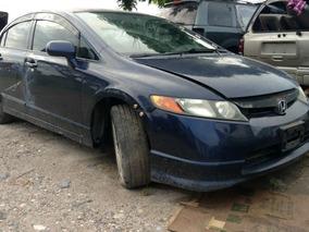 Honda Civic 2008 ( En Partes ) 2006 - 2011 Motor 1.8 Aut