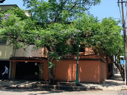 Imagen 1 de 13 de Venta De Excelente Propiedad En Coyoacan 400 M2