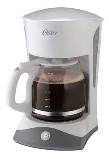 Cafetera Oster De 12 Tazas Blanca Garantía Tienda Física