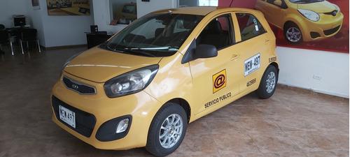 Taxi Kia Picanto 2014