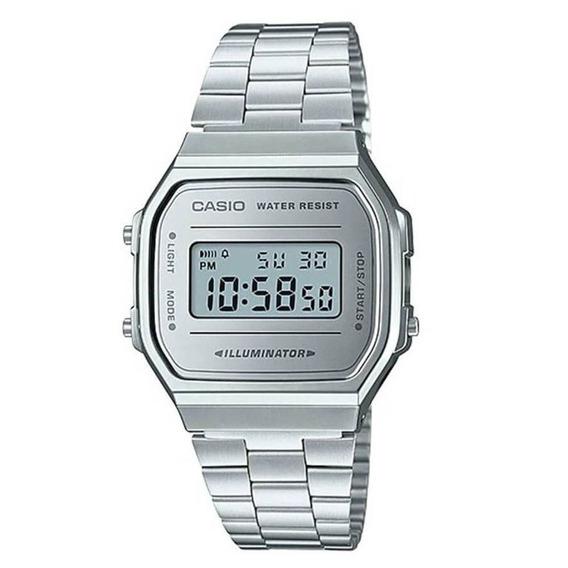 Relógio Casio Unissex Vintage A168wem-7df