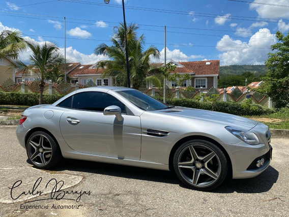 Mercedes Benz Clase Slk Modelo 2012