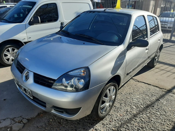 Renault Clio 1.2 Nafta 5p Modelo 2012