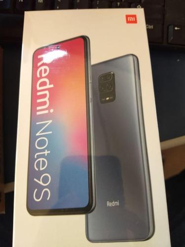 Xiaomi Redmi Note 9s 128gb 6ram Novo
